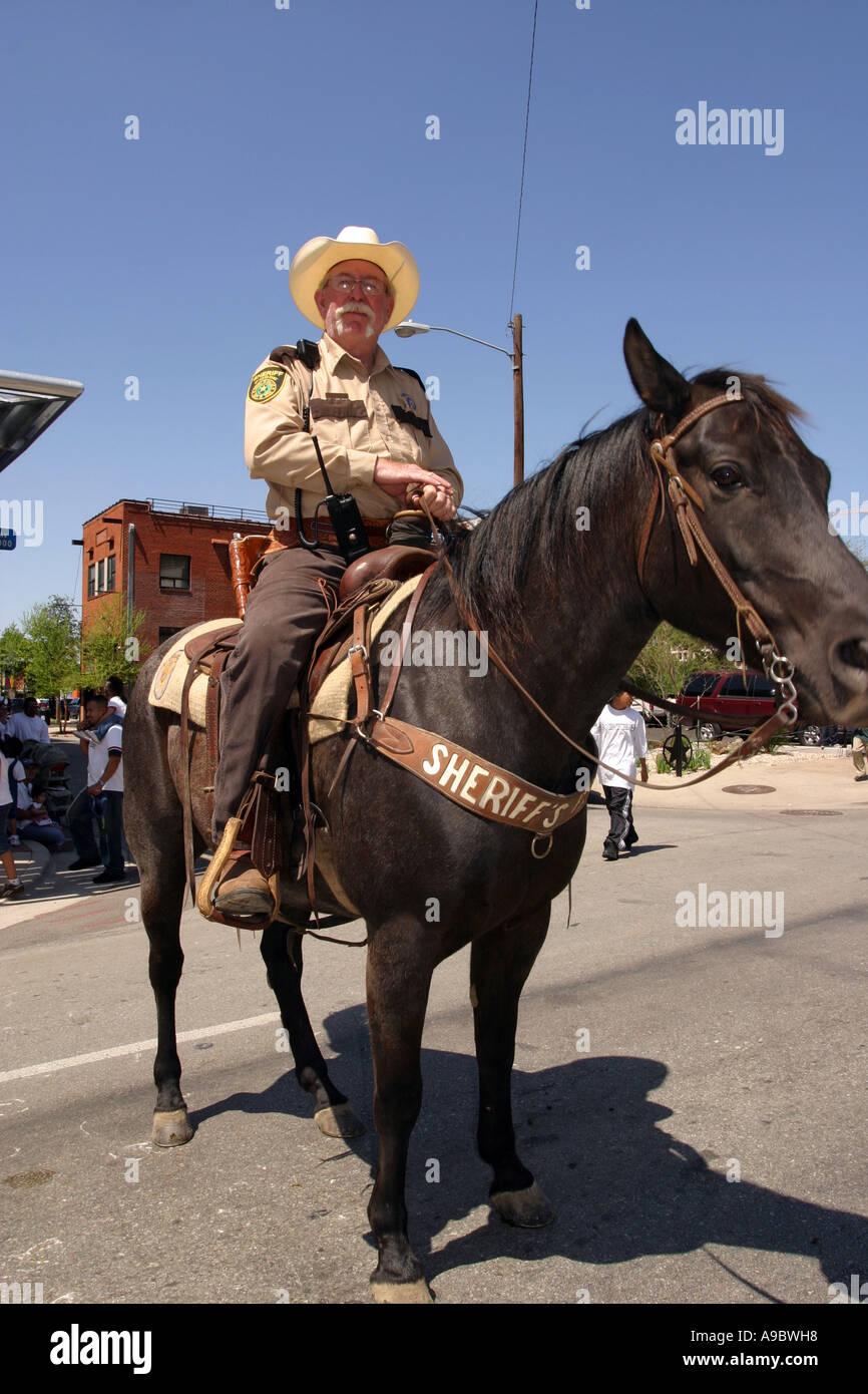 Sheriff Riding On Horse Stock Photos & Sheriff Riding On ...