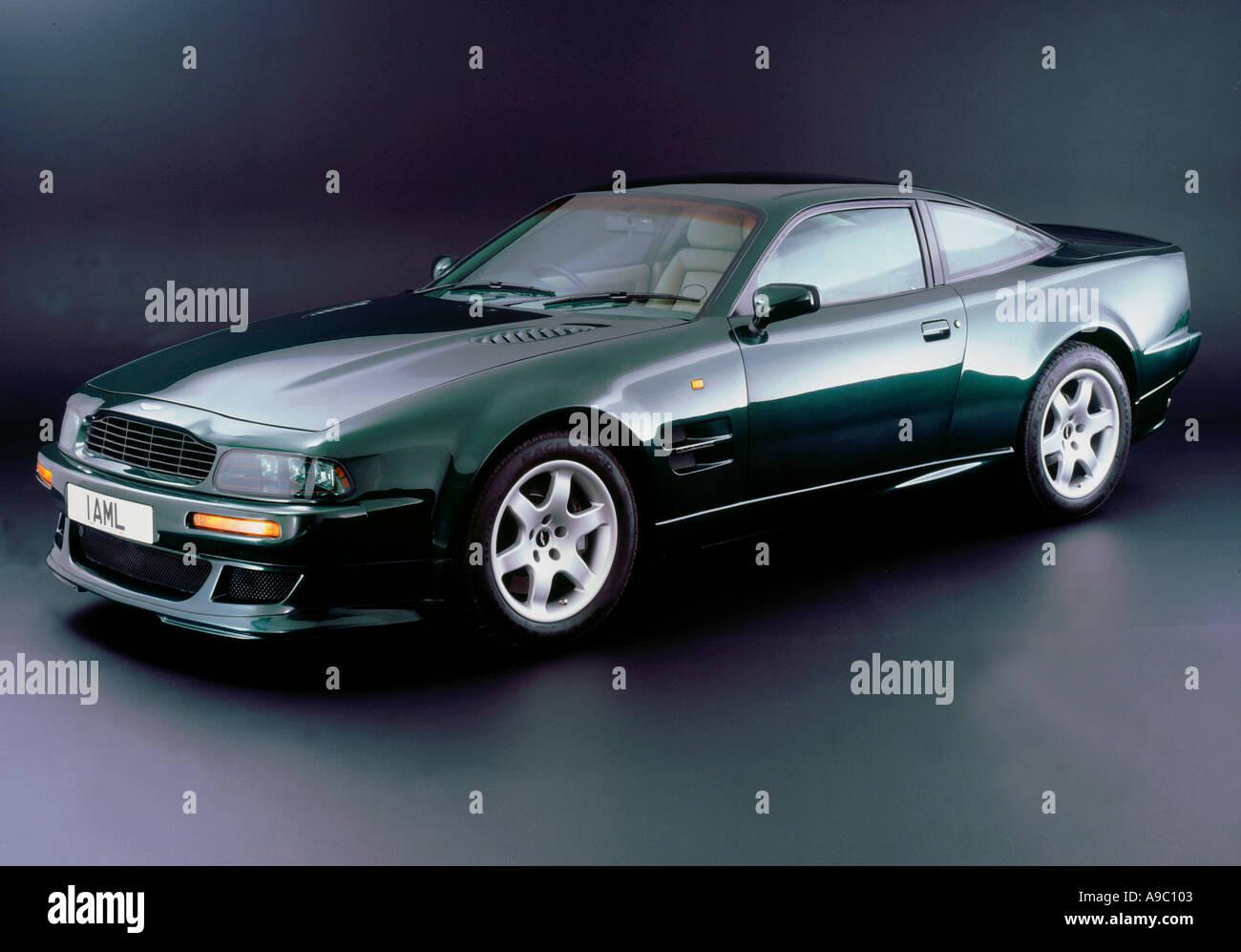 1994 Aston Martin V8 Vantage Stock Photo Alamy