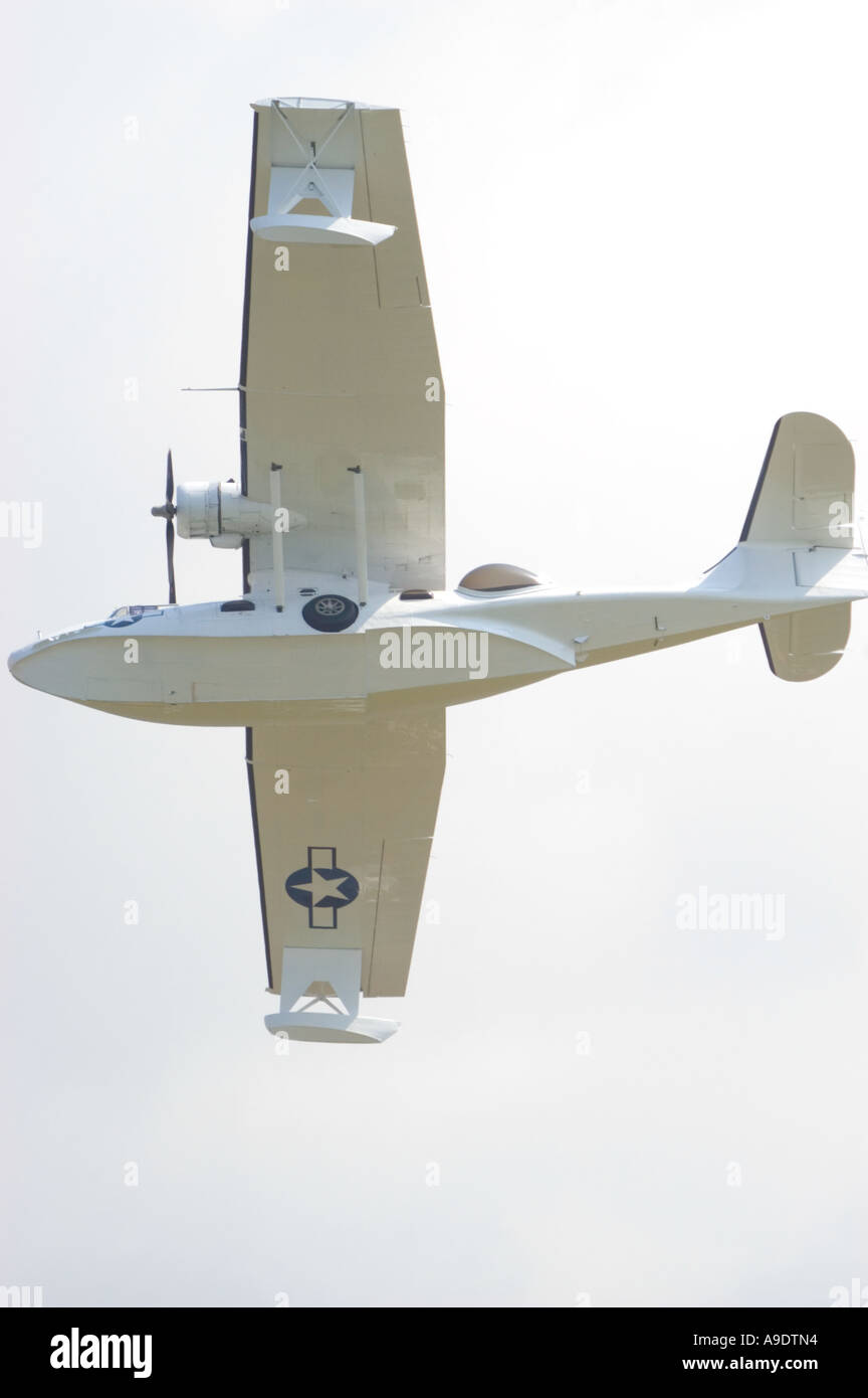 Consolidated Catalina PBY5A - Stock Image