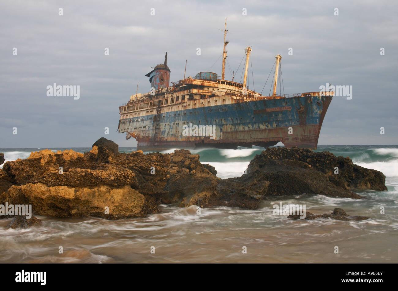 The Wreck Of Ss American Star Playa De Garcey