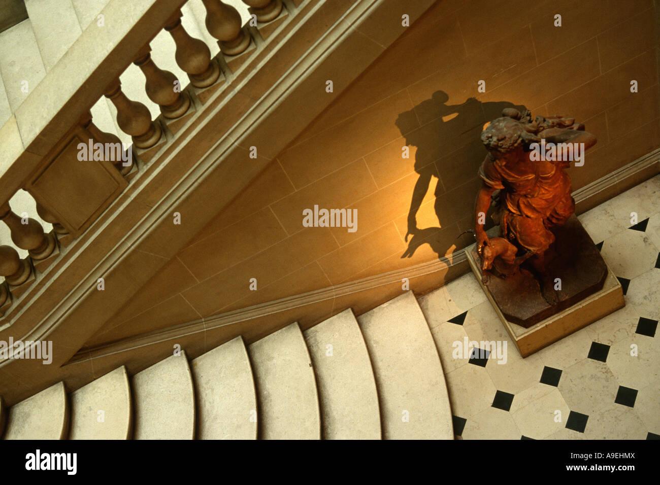 Paris France Musee Carnavalet - Stock Image