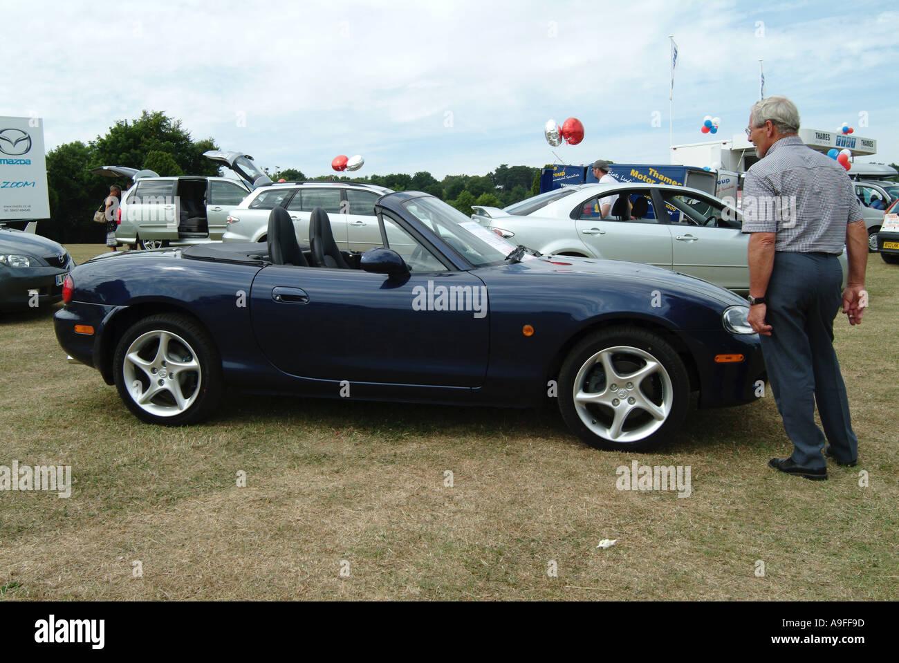 Japan Mazda Mx5 Convertable Sports Car New Car Finance Dealer Show 0