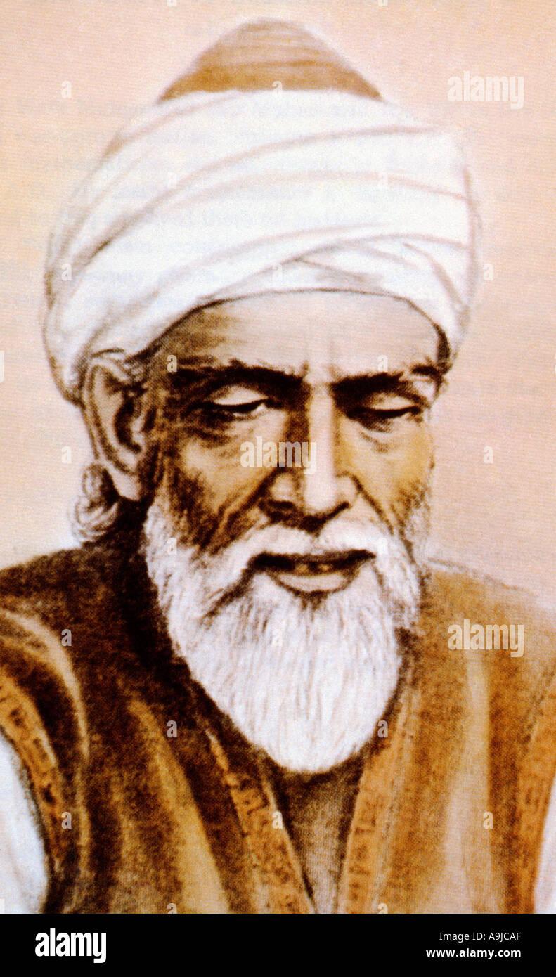 Abdul Wafa Muhammad Al buzjani 940 997 AD Mathematician Astronomer - Stock Image