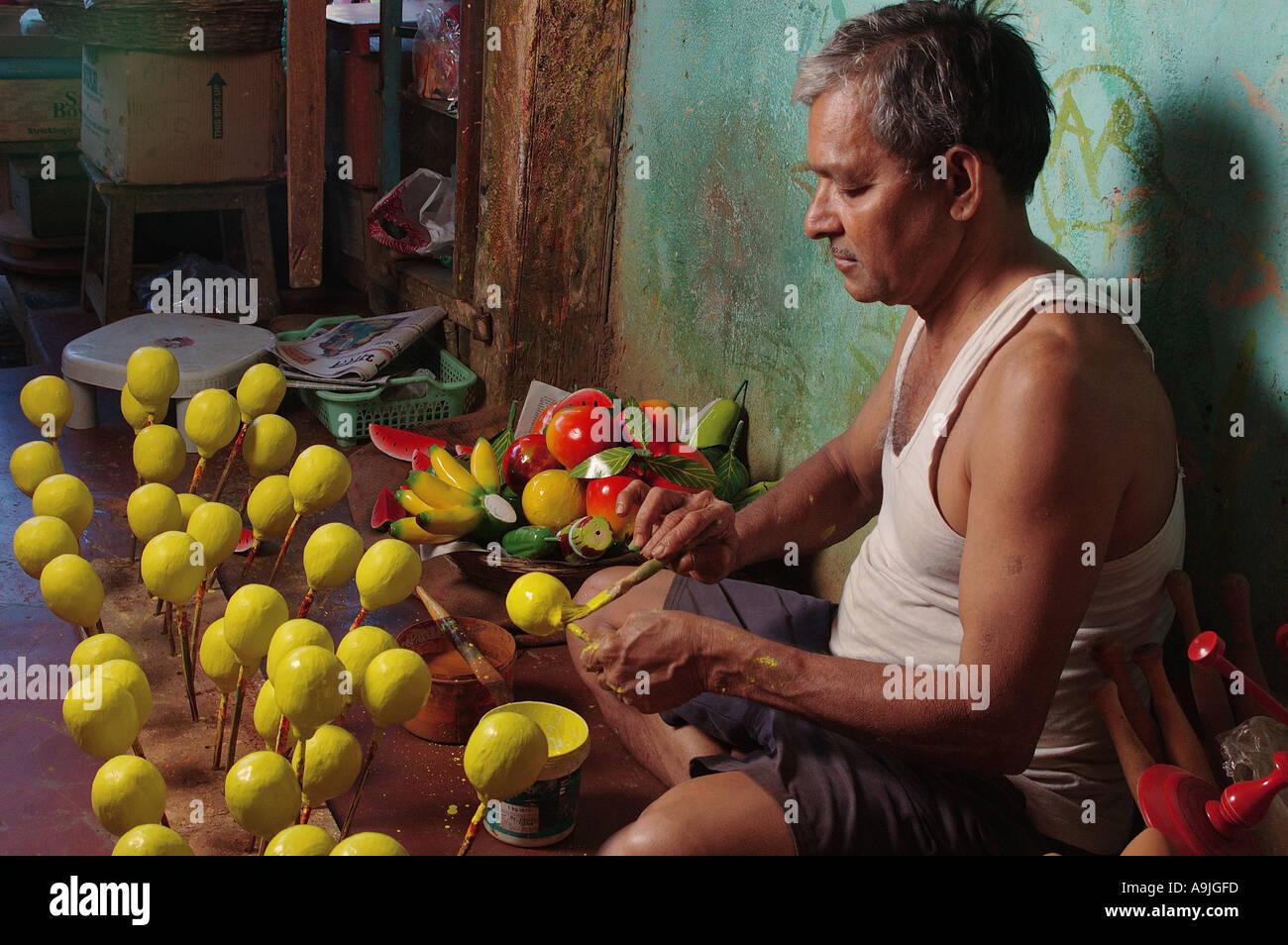 Wooden Toys Maharashtra Stock Photos Wooden Toys Maharashtra Stock
