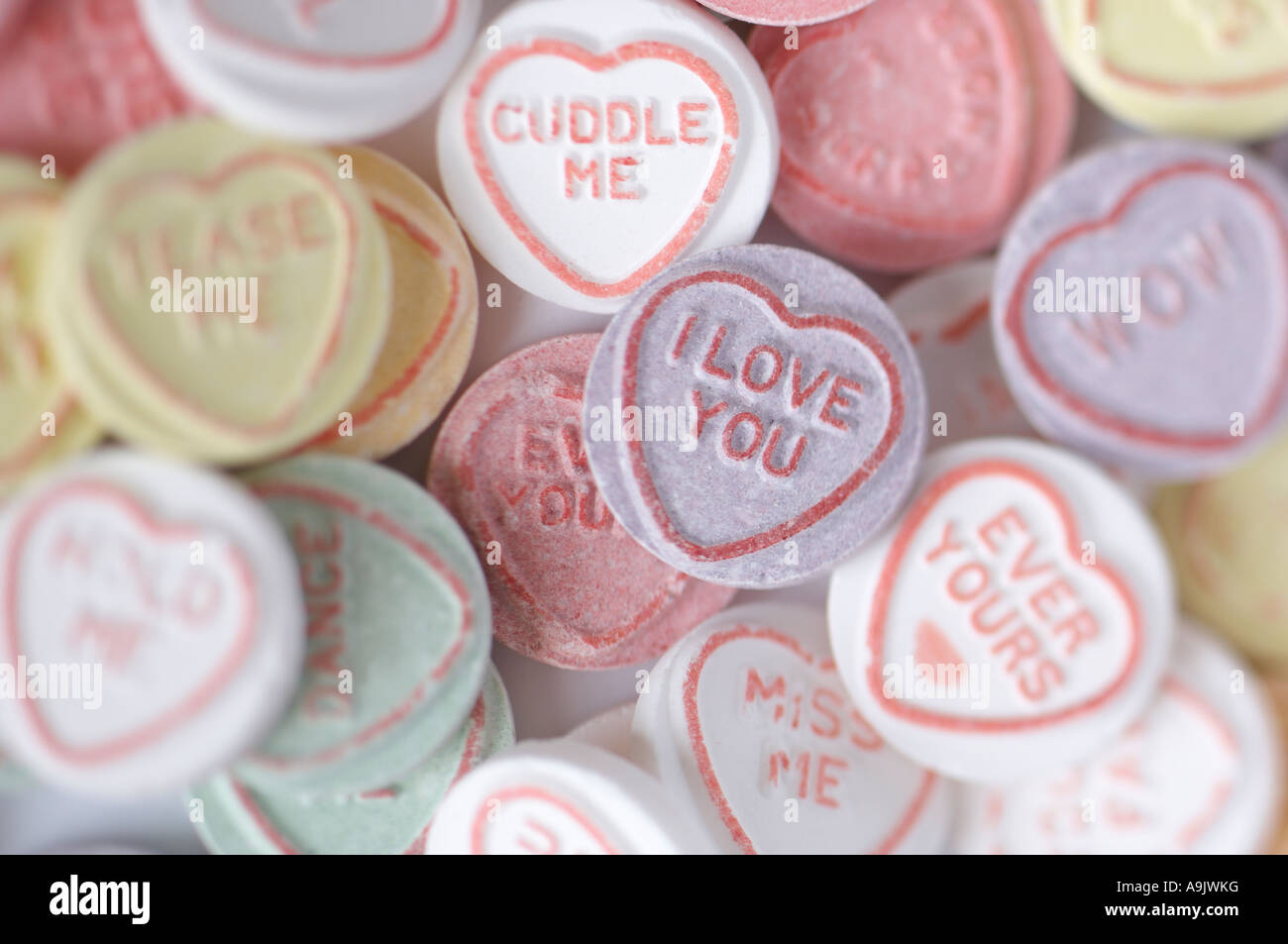 ever yours, i love you, love hearts. valentines. romance. sweets