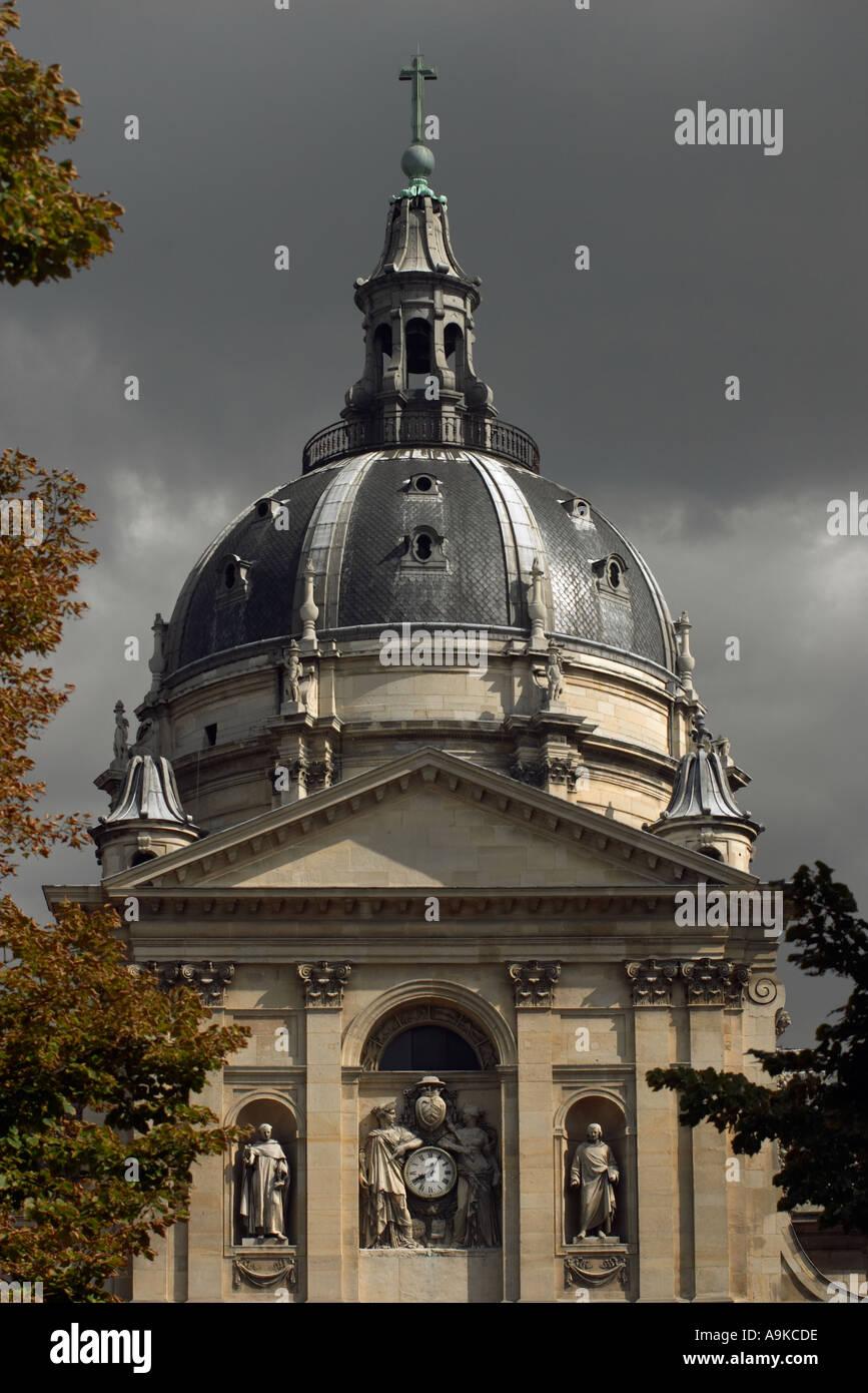 La chapelle Sainte-Ursule de la Sorbonne, Paris France - Stock Image