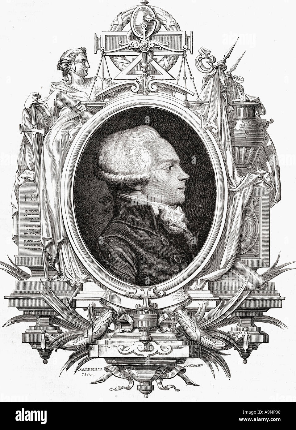 Robespierre Stock Photos and Images