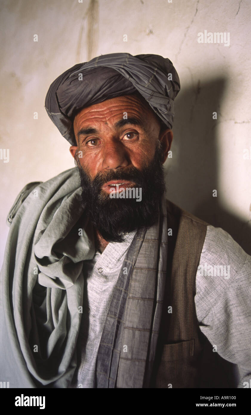 A Pashtun or Pathan an ethnic group who live in northern