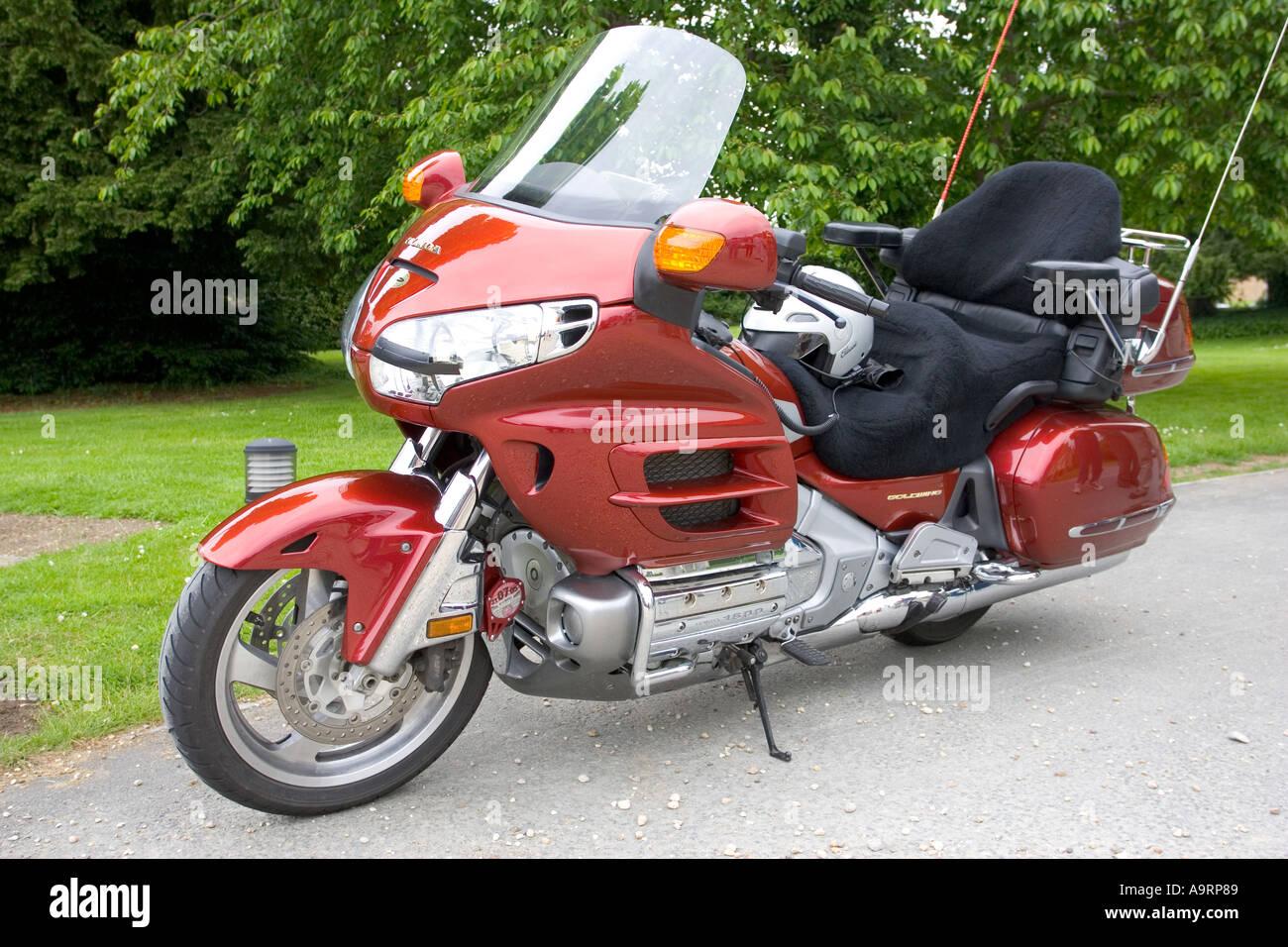 Honda Goldwing Stock Photos Honda Goldwing Stock Images Alamy