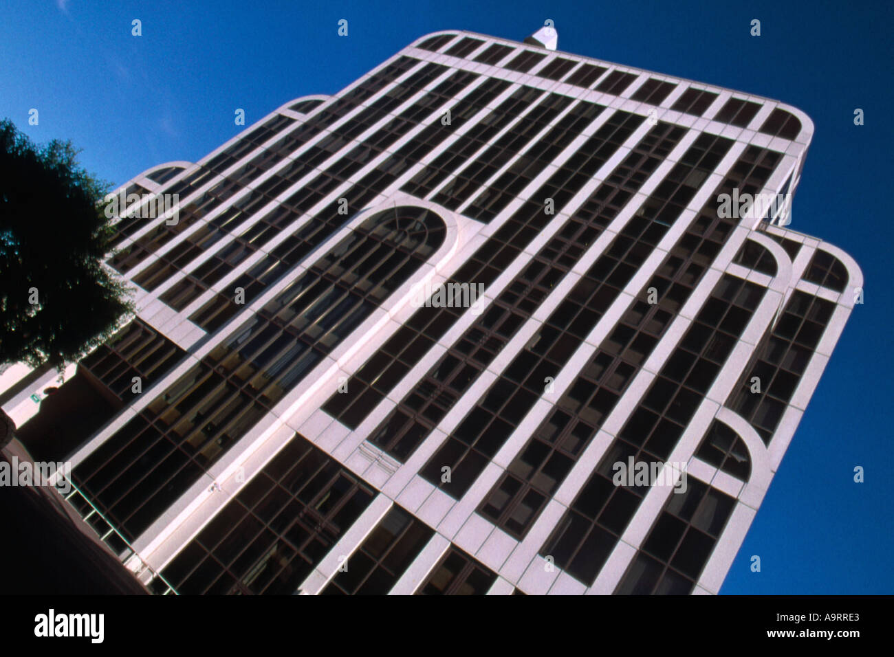 Office block in Bournemouth - Stock Image