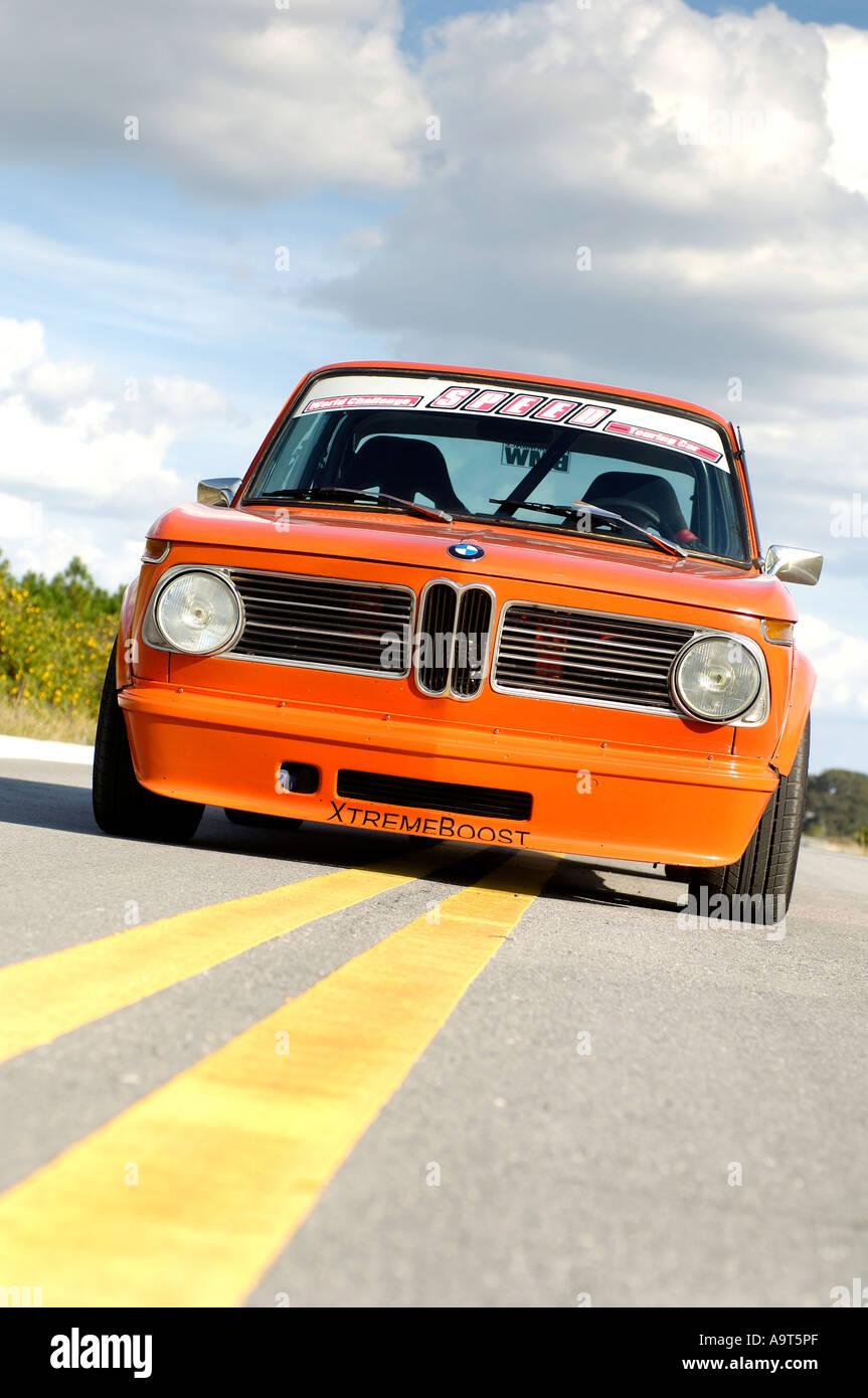 Classic Bmw 2002 Turbo Stock Photo Alamy