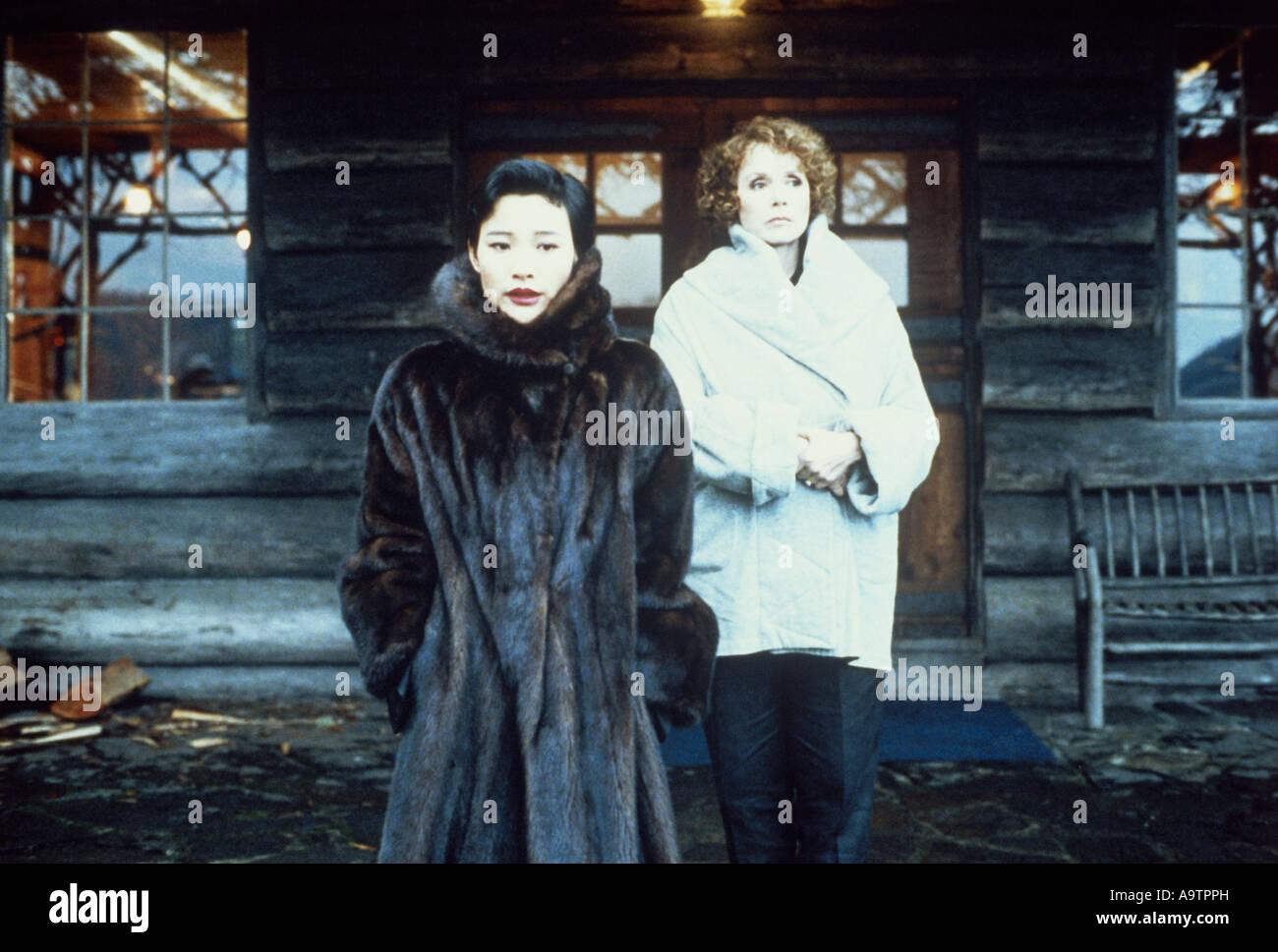 Joan Chen parents