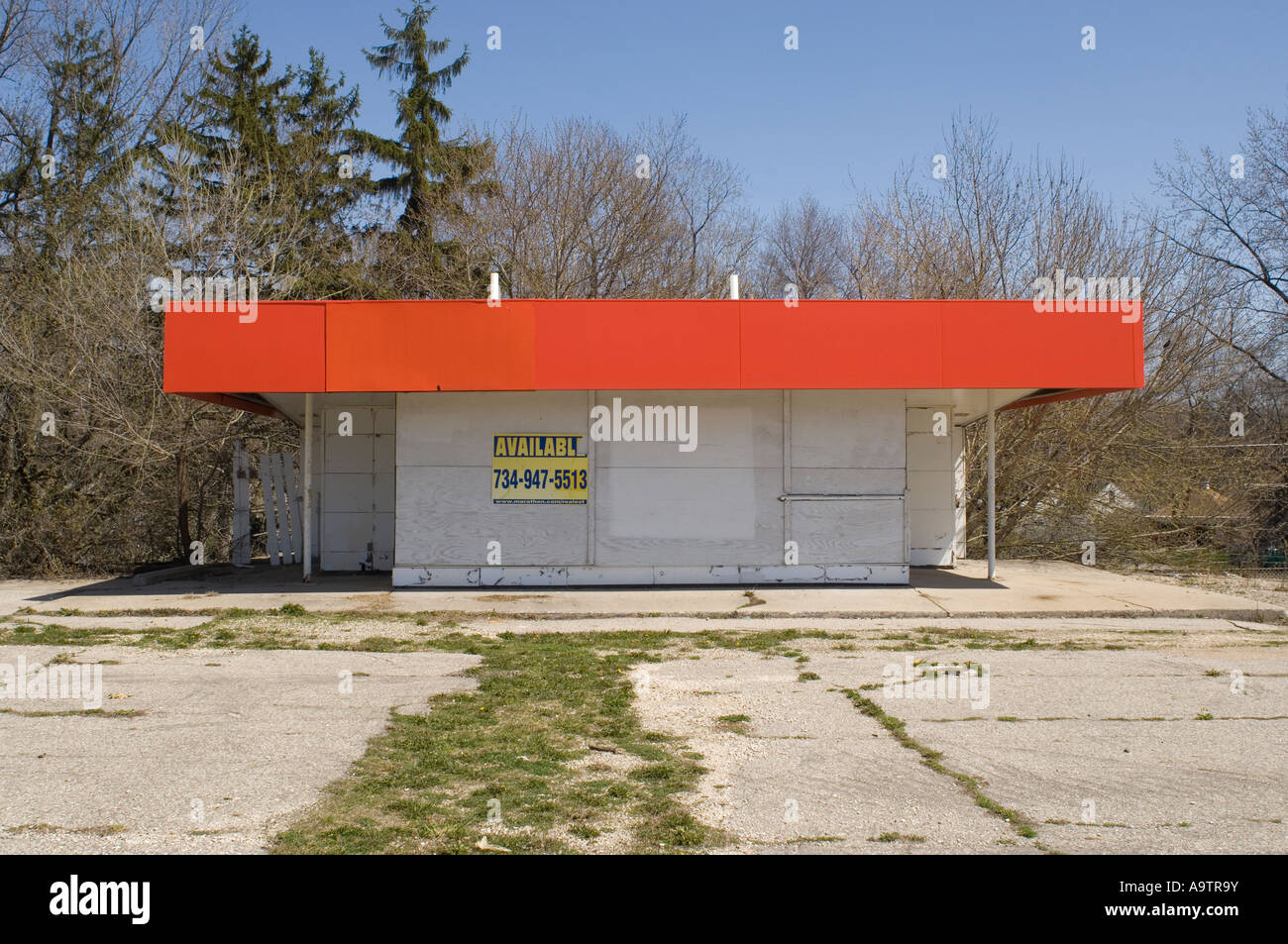 Pavement Petrol Station High Resolution Stock Photography And Images Alamy