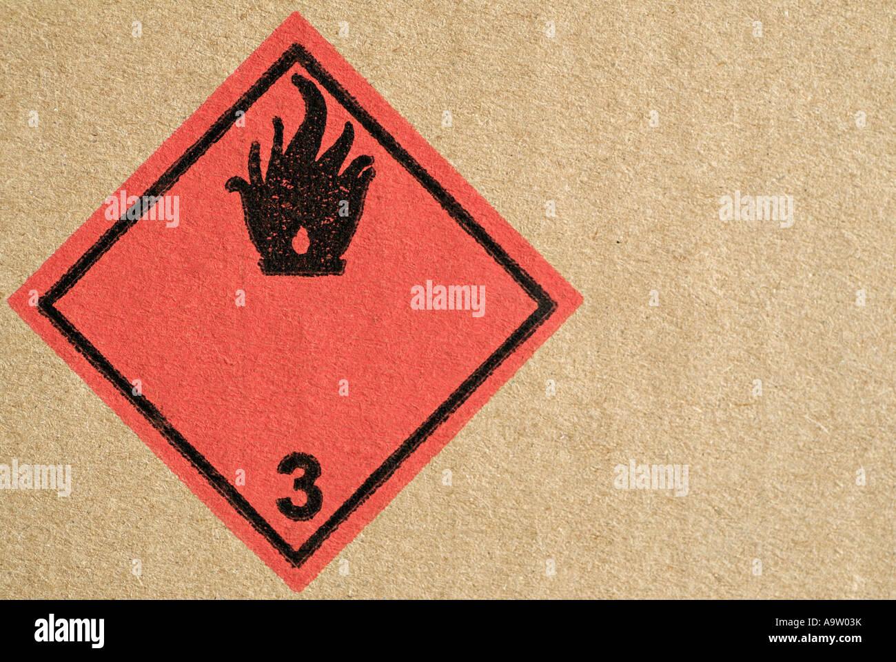 Warning Symbols Symbol Advice Danger Hazard Stock Photos Warning