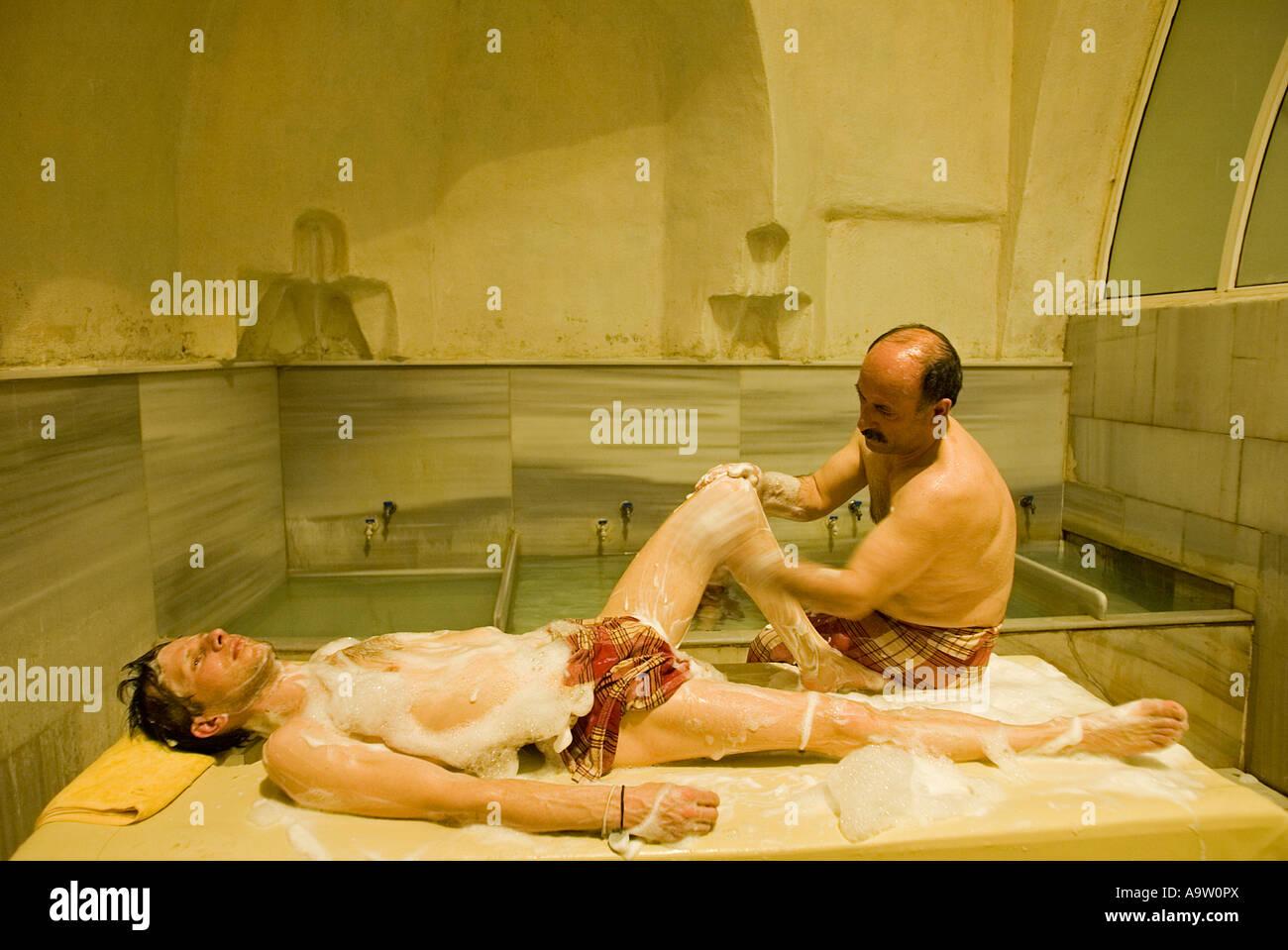 Turkish Massage Stock Photos & Turkish Massage Stock Images - Alamy