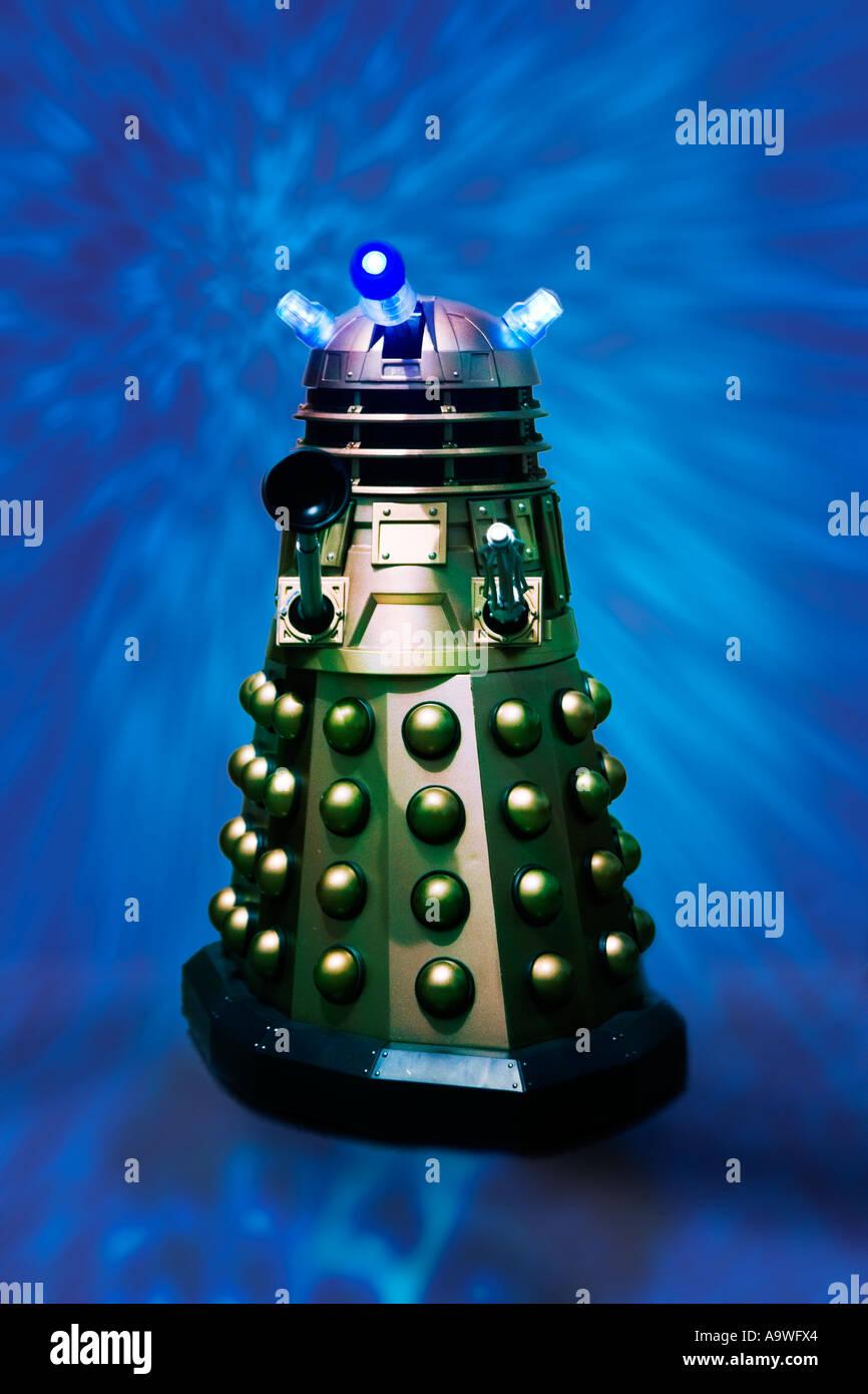 Doctor who dalek - Stock Image