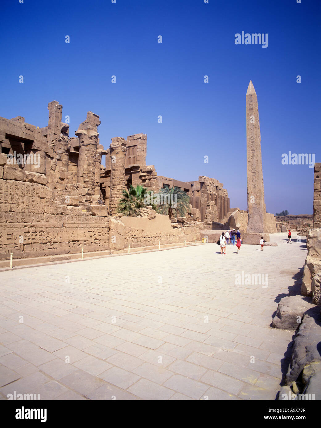 Amun Re Photographic Arts: Egypt Great Temple Amun Re Stock Photos & Egypt Great