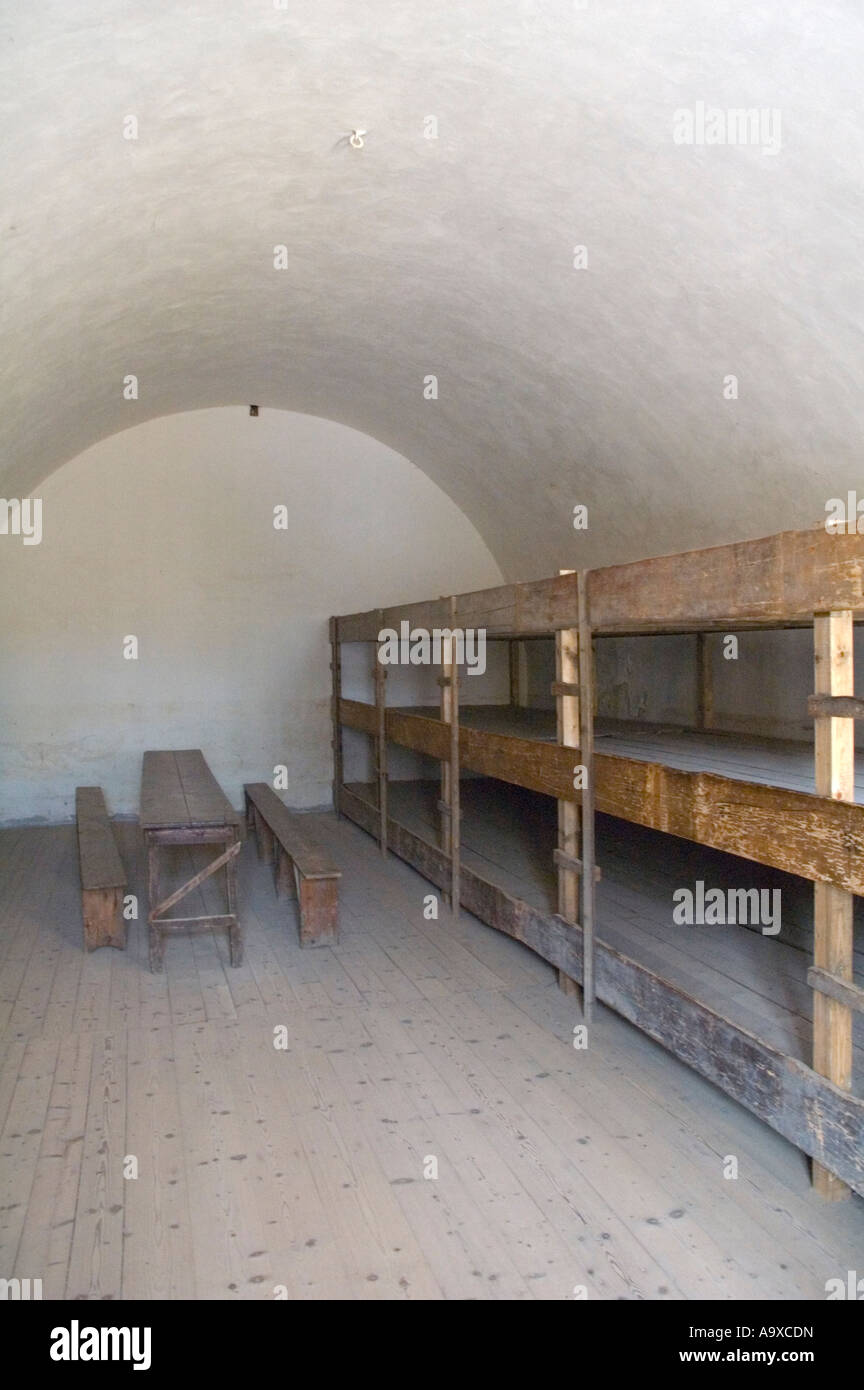Prison Bunk Bed Stock Photos Prison Bunk Bed Stock Images Alamy