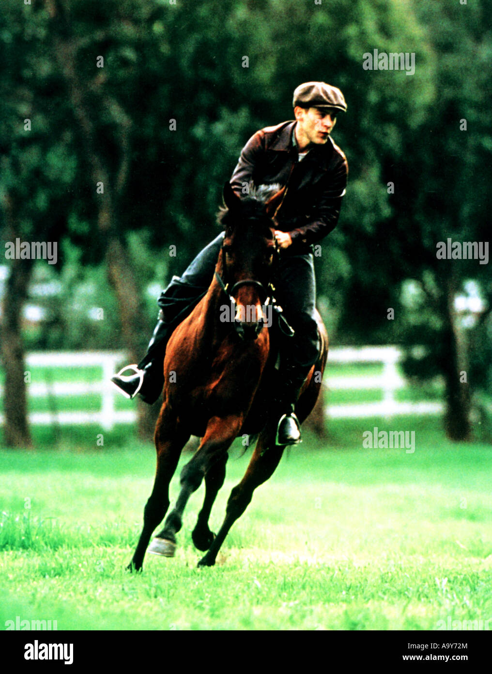 SEABISCUIT - 2003 Universal film with Tobey McGuire - Stock Image