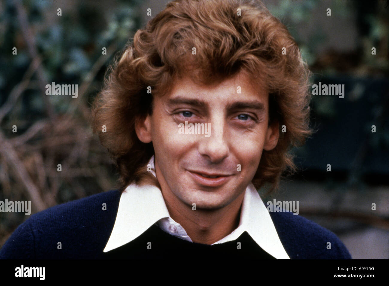 BARRY MANILOW - US singer - Stock Image