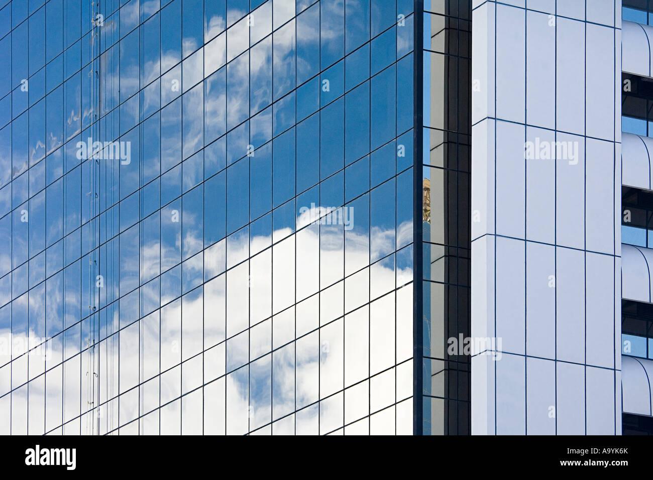 Multistorey building - Stock Image