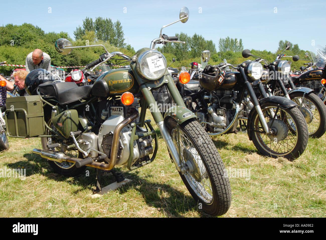 Hatz Stock Photos Images Alamy Engine Diagram Royal Enfield 462 Diesel Motorcycle Motorbike Image