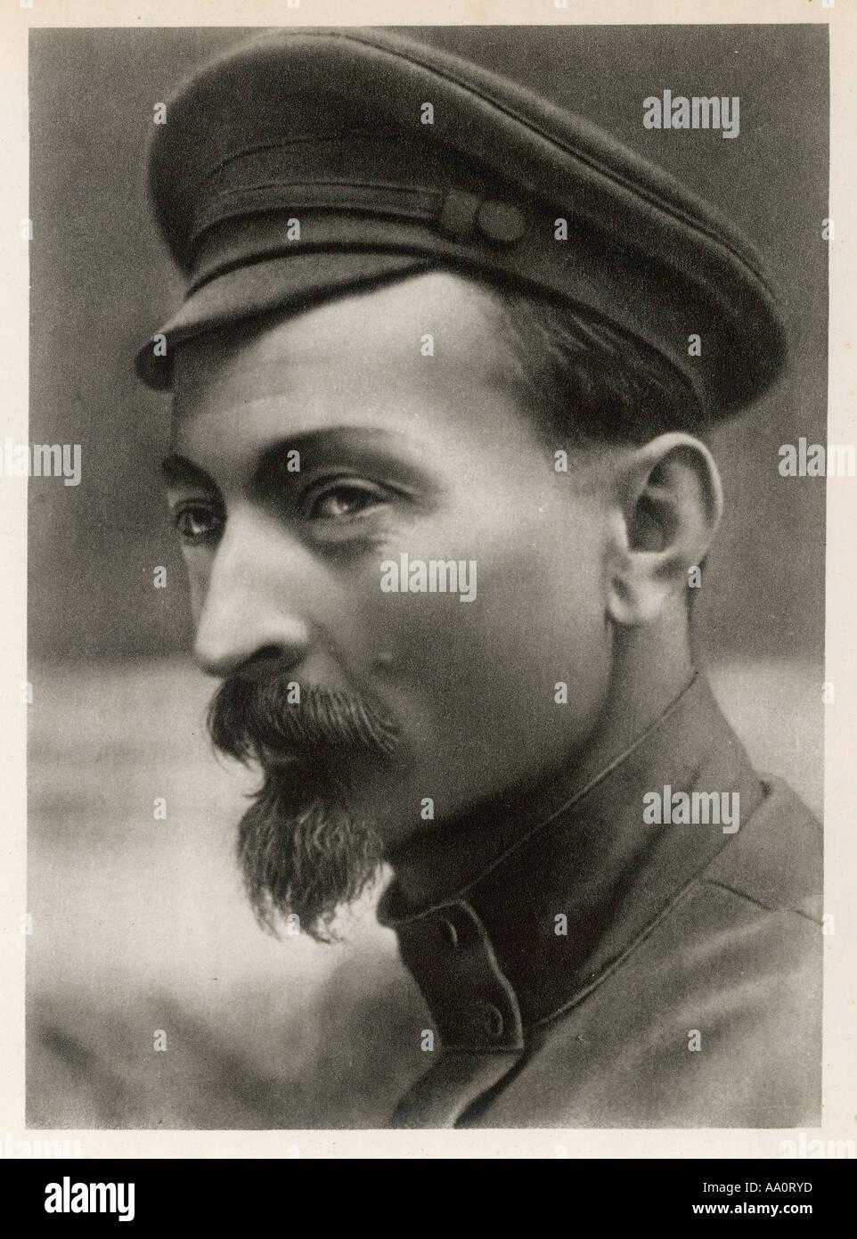 Felix Dzerzhinsky - Stock Image