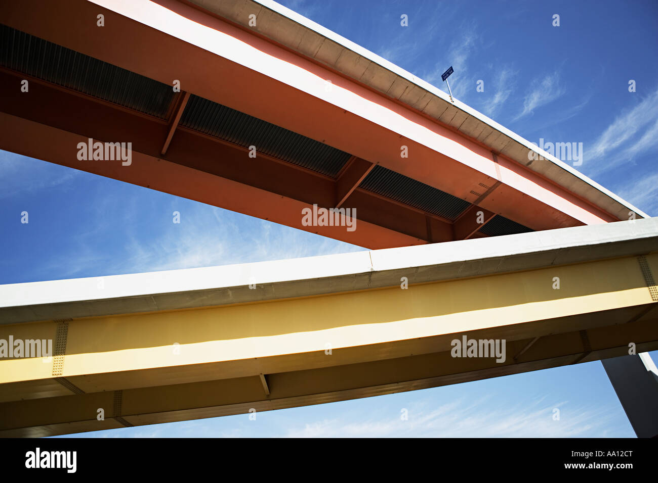 Flyovers - Stock Image