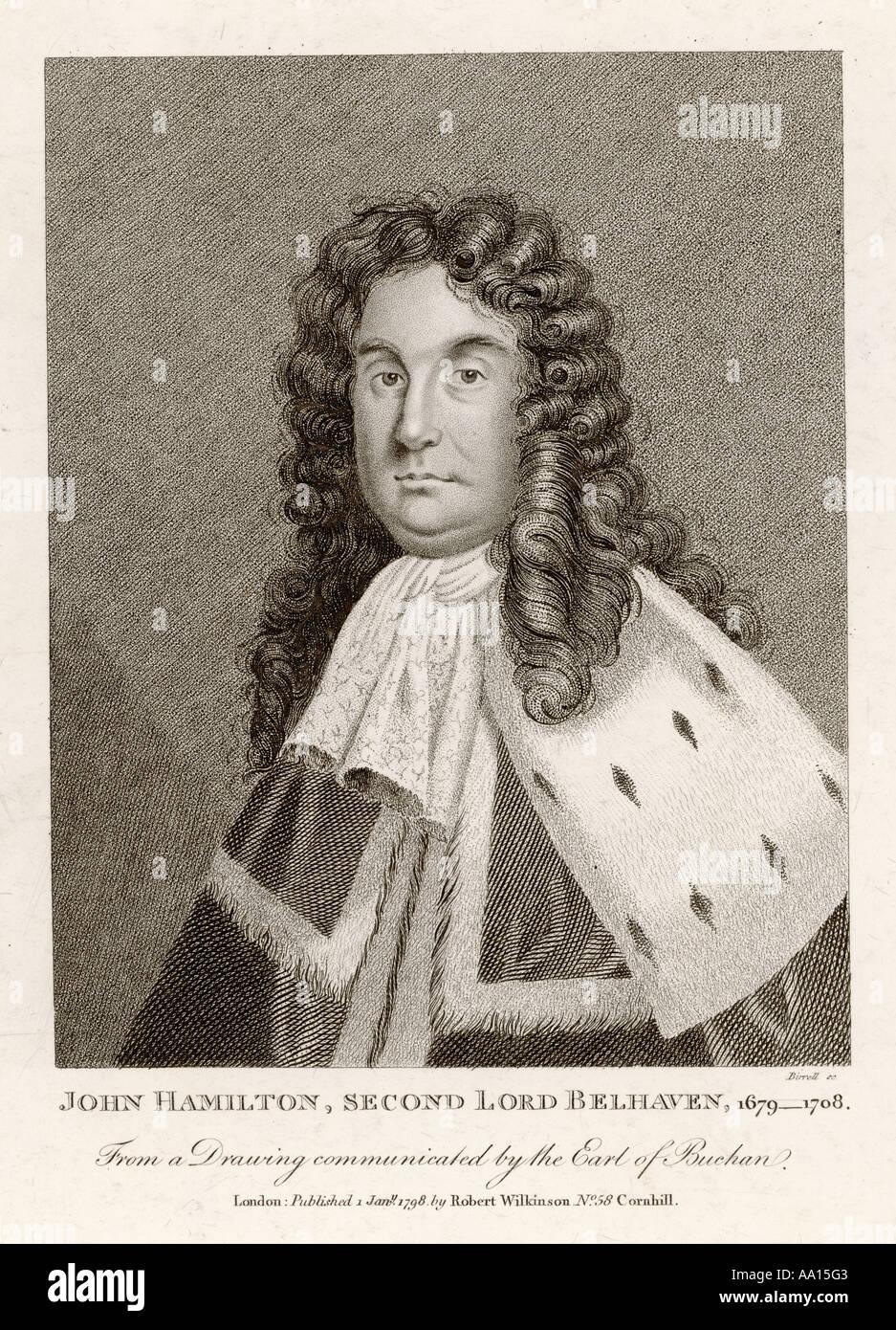 John Hamilton - Stock Image
