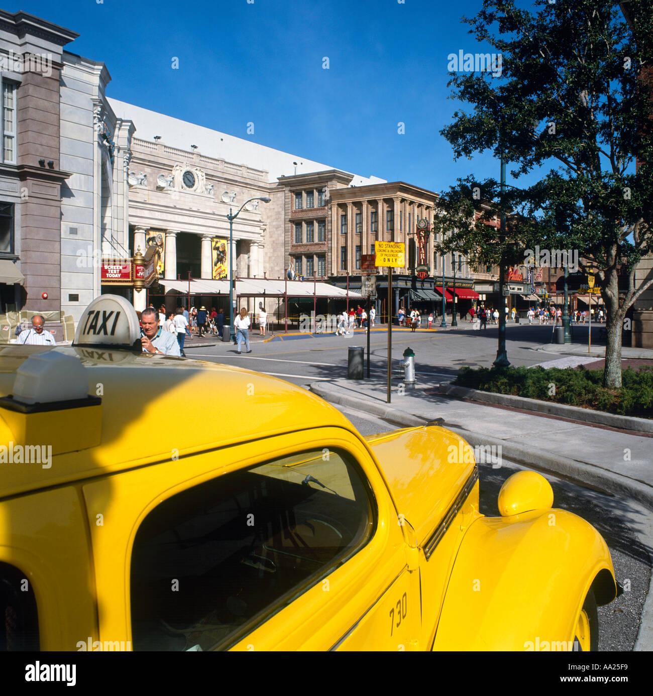 Universal Studios, Orlando, Florida, USA - Stock Image
