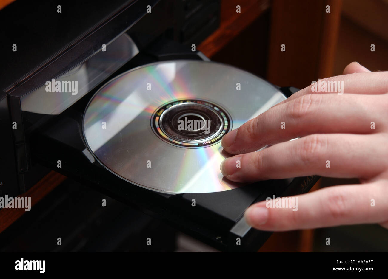 inserting cd stock photos inserting cd stock images page 2 alamy