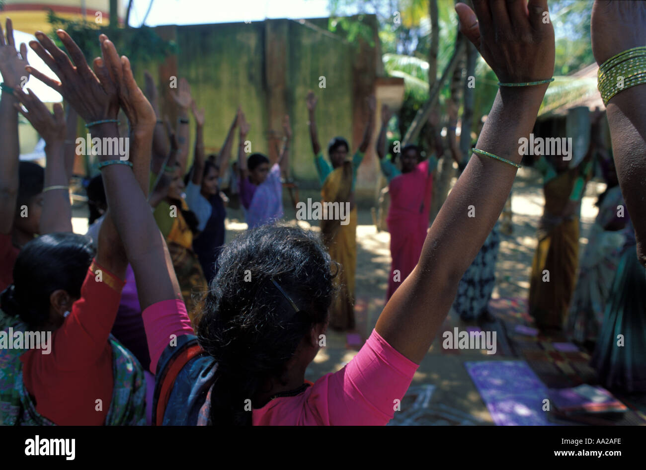 INDIA, Tamil Nadu Community Project supported by Ford