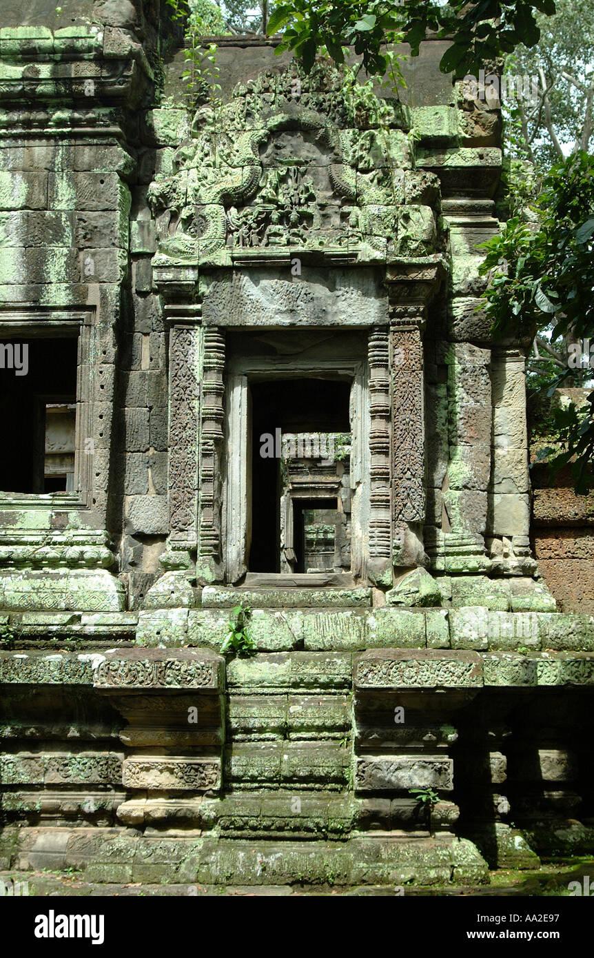 Thom Anon, Angkor Wat - Stock Image