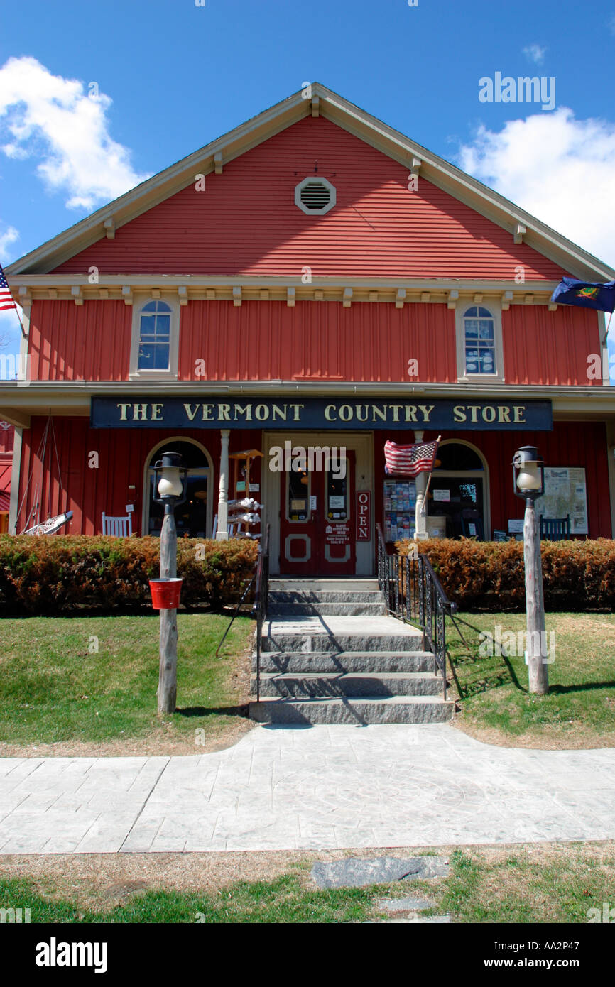 e14fc256b0 The Vermont Country Store Stock Photos & The Vermont Country Store ...
