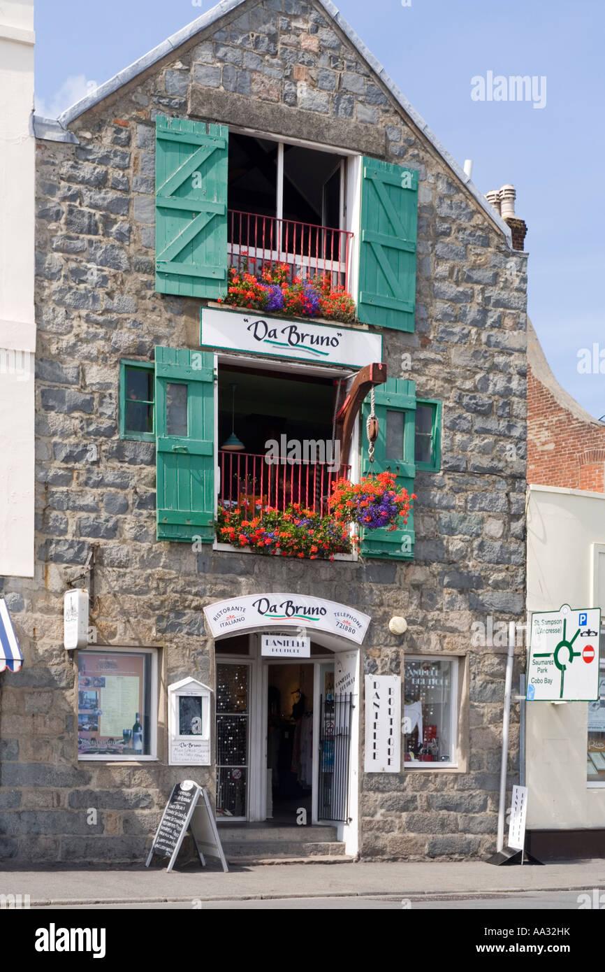 Peter bruno stock photos peter bruno stock images alamy - First restaurant port louis ...