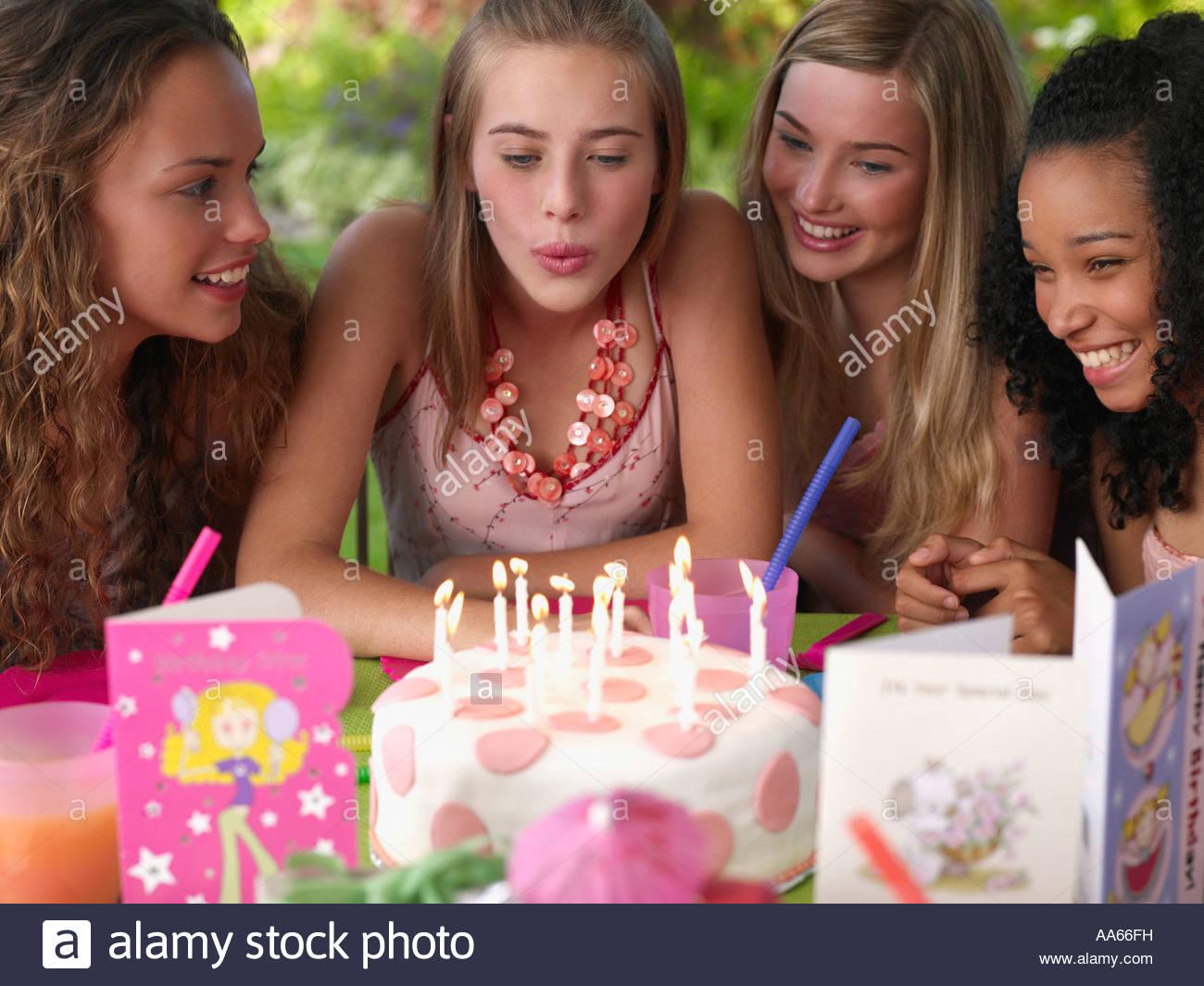 Huge teenage girls birthday party women masturbation