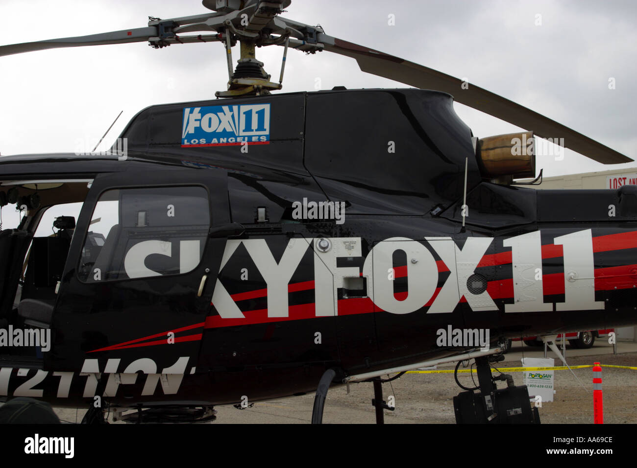 Los Angeles Television Station KTTV Fox Channel 11 News