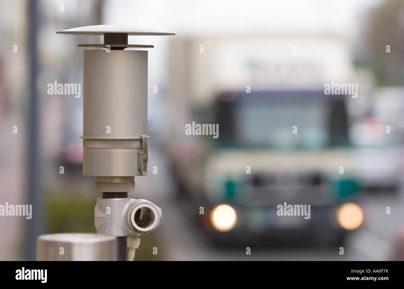 Air Monitoring Stock Photos & Air Monitoring Stock Images