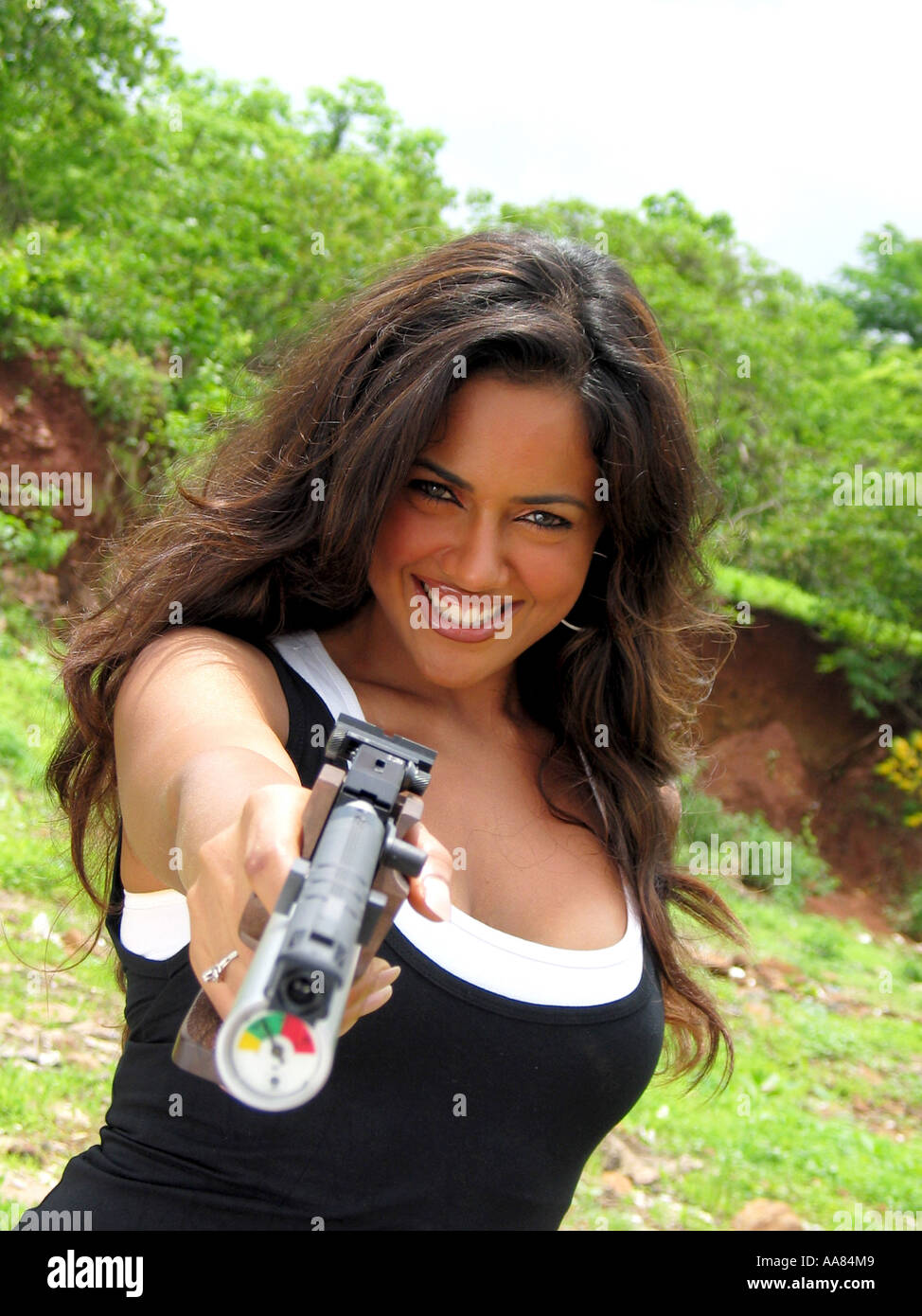 sameera reddy is a former indian actress who primarily starred in