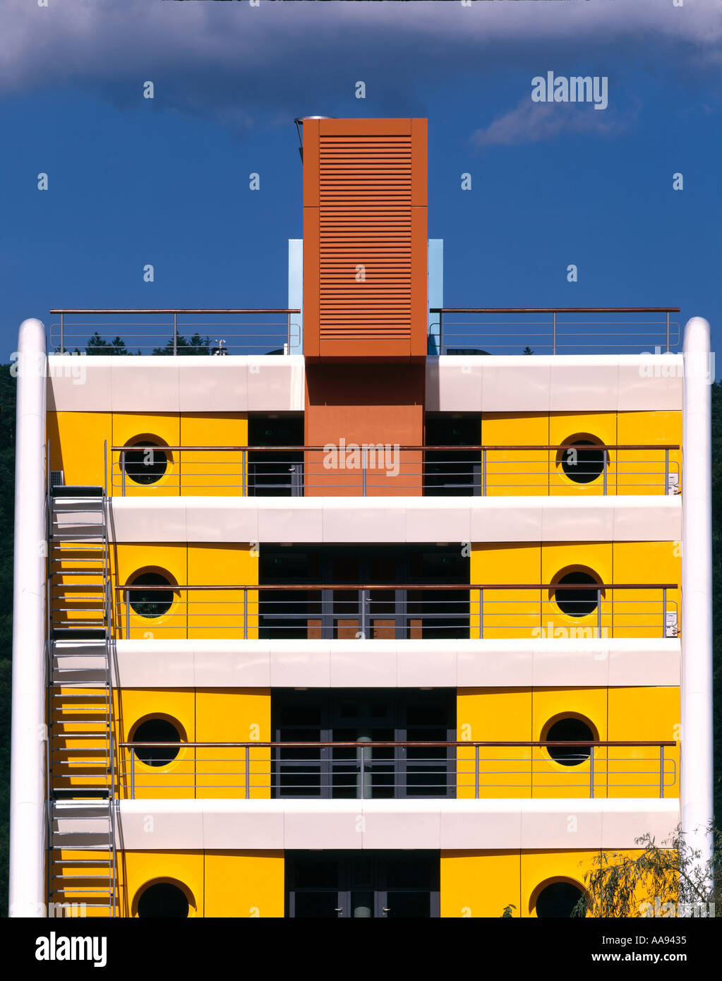 Sto Stühlingen sto - building k stuhlingen, germany. architect: michael wilford and