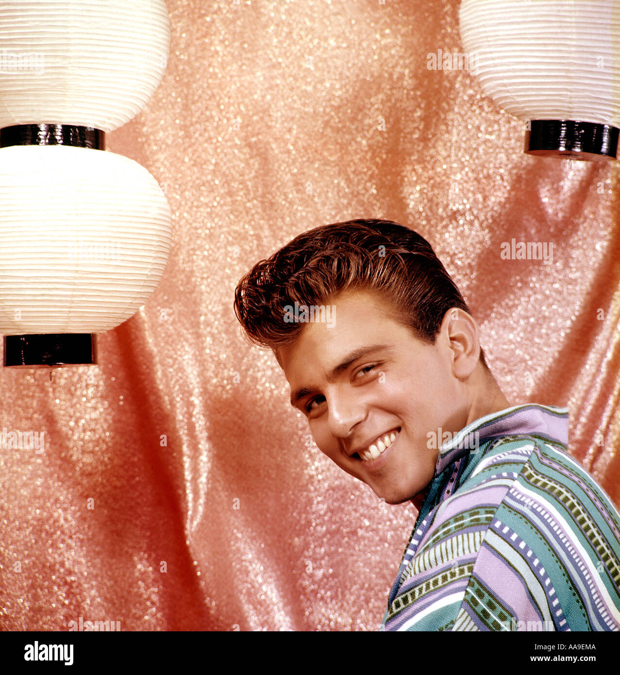 FABIAN  US singer/actor about 1960 - Stock Image