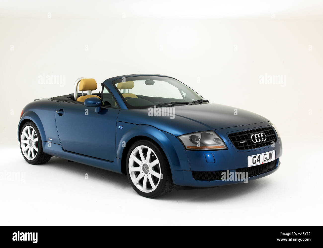 2003 Audi TT Roadster Stock Photo