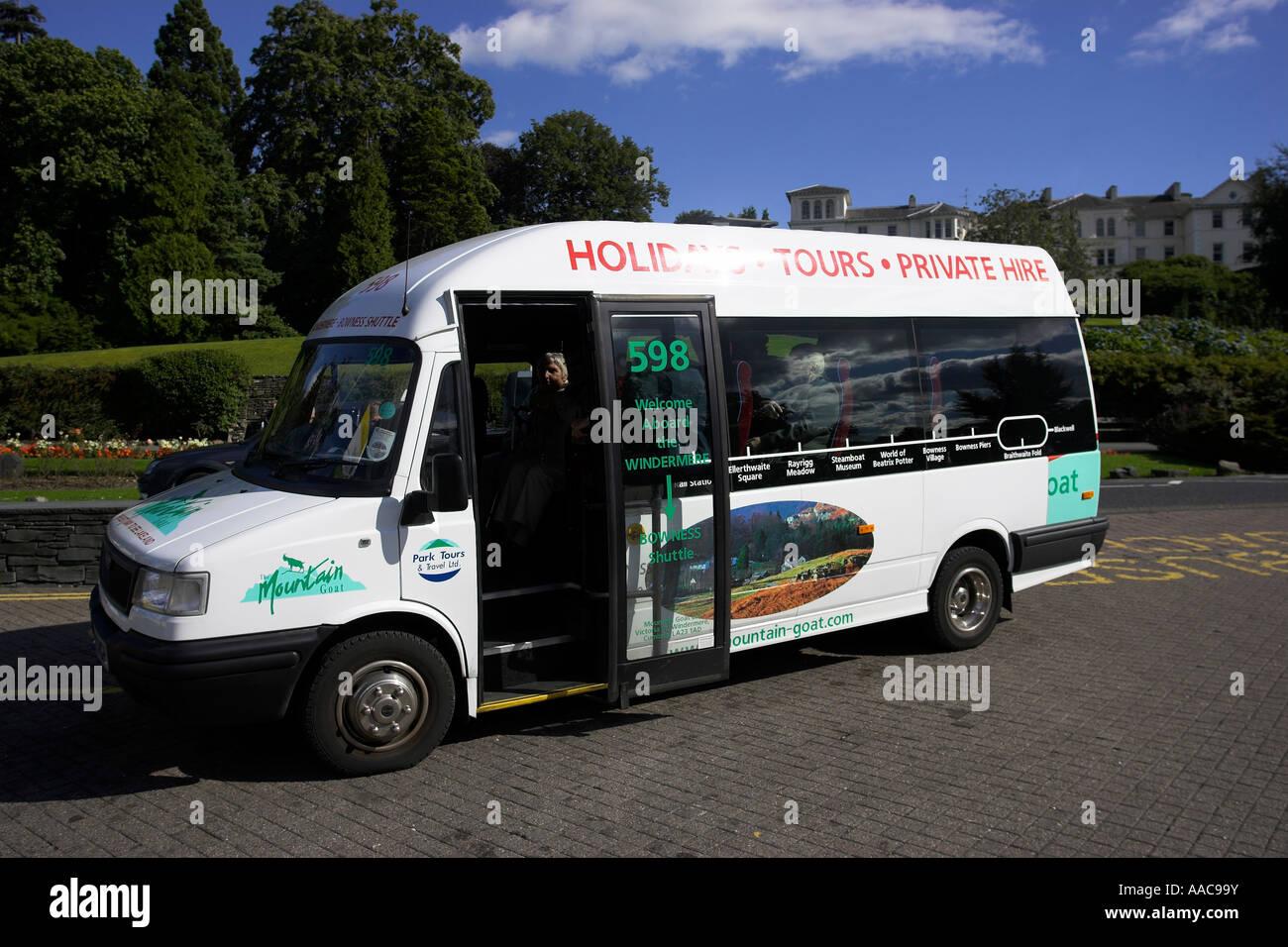 Mountain Goat Mini Bus Tours