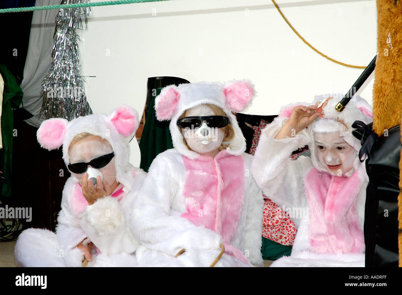Three Blind Mice High Resolution Stock Photography And Images Alamy