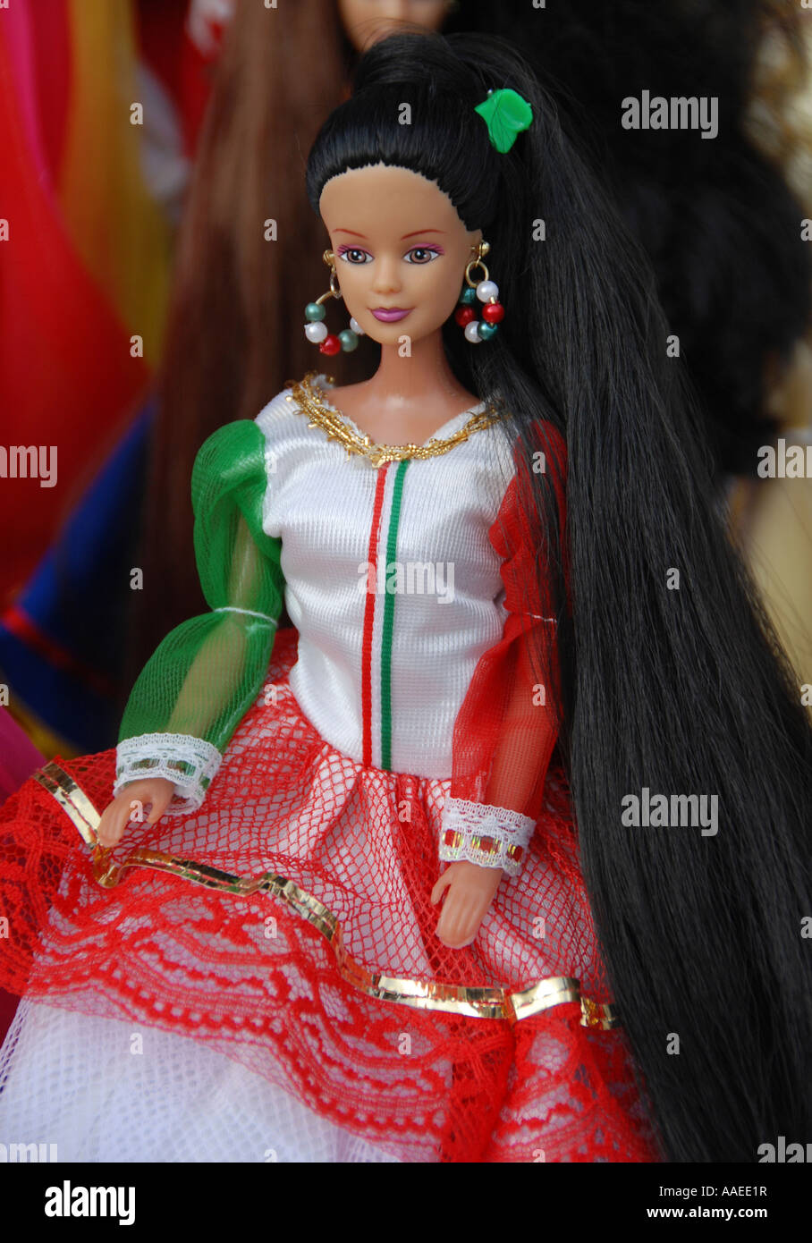 dress - Barbie Mexican pictures video