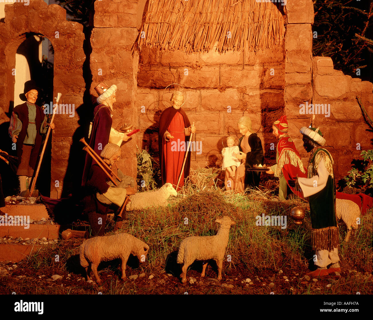Christmas Crib Stock Photos Christmas Crib Stock Images Alamy