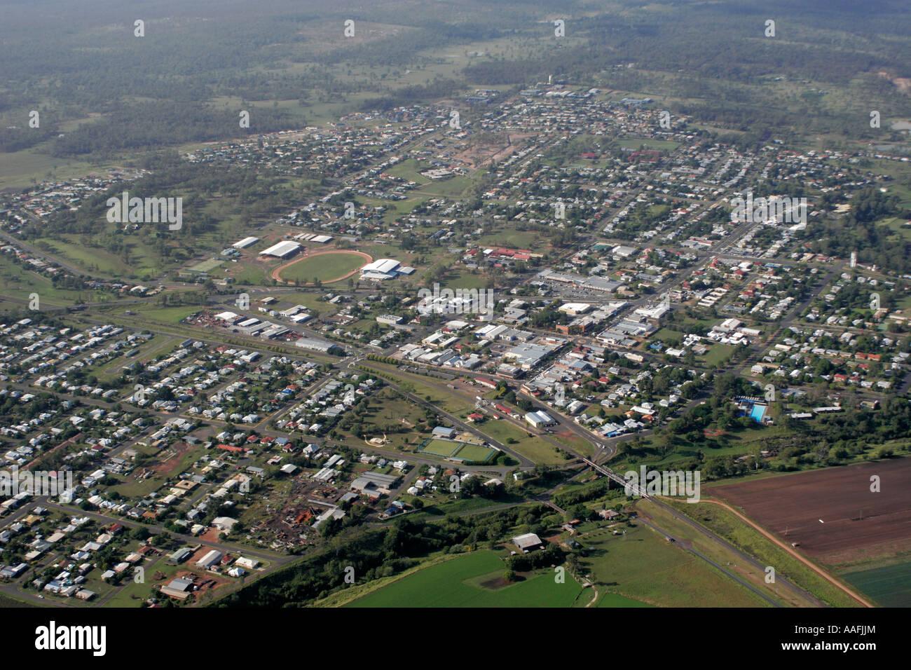 Gatton, Queensland - Stock Image