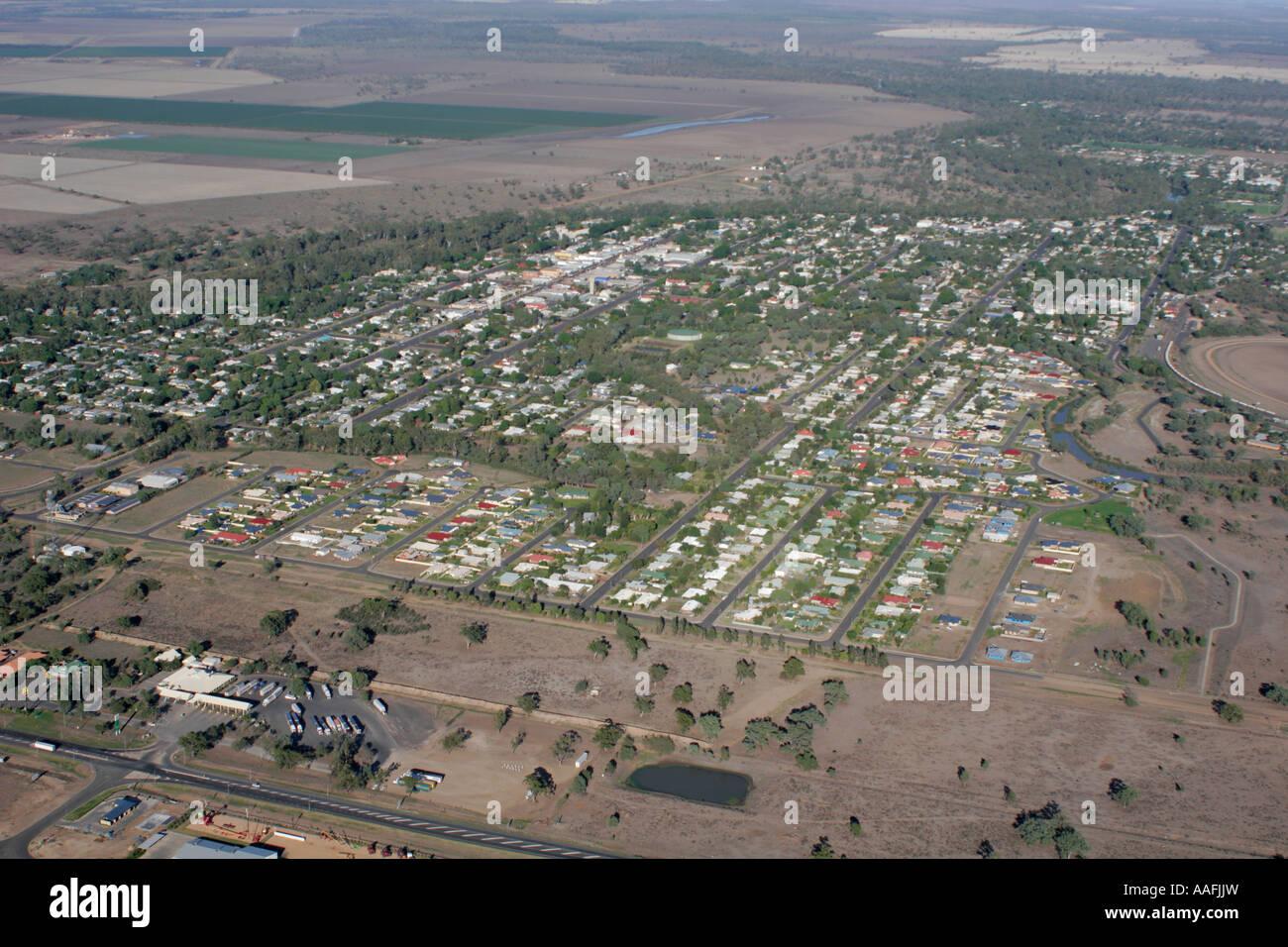 Goondiwindi - Stock Image