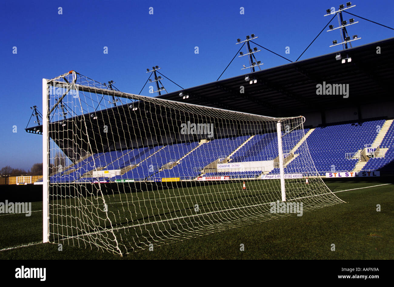 Kassam Stadium home to Oxford United Football Club - Stock Image