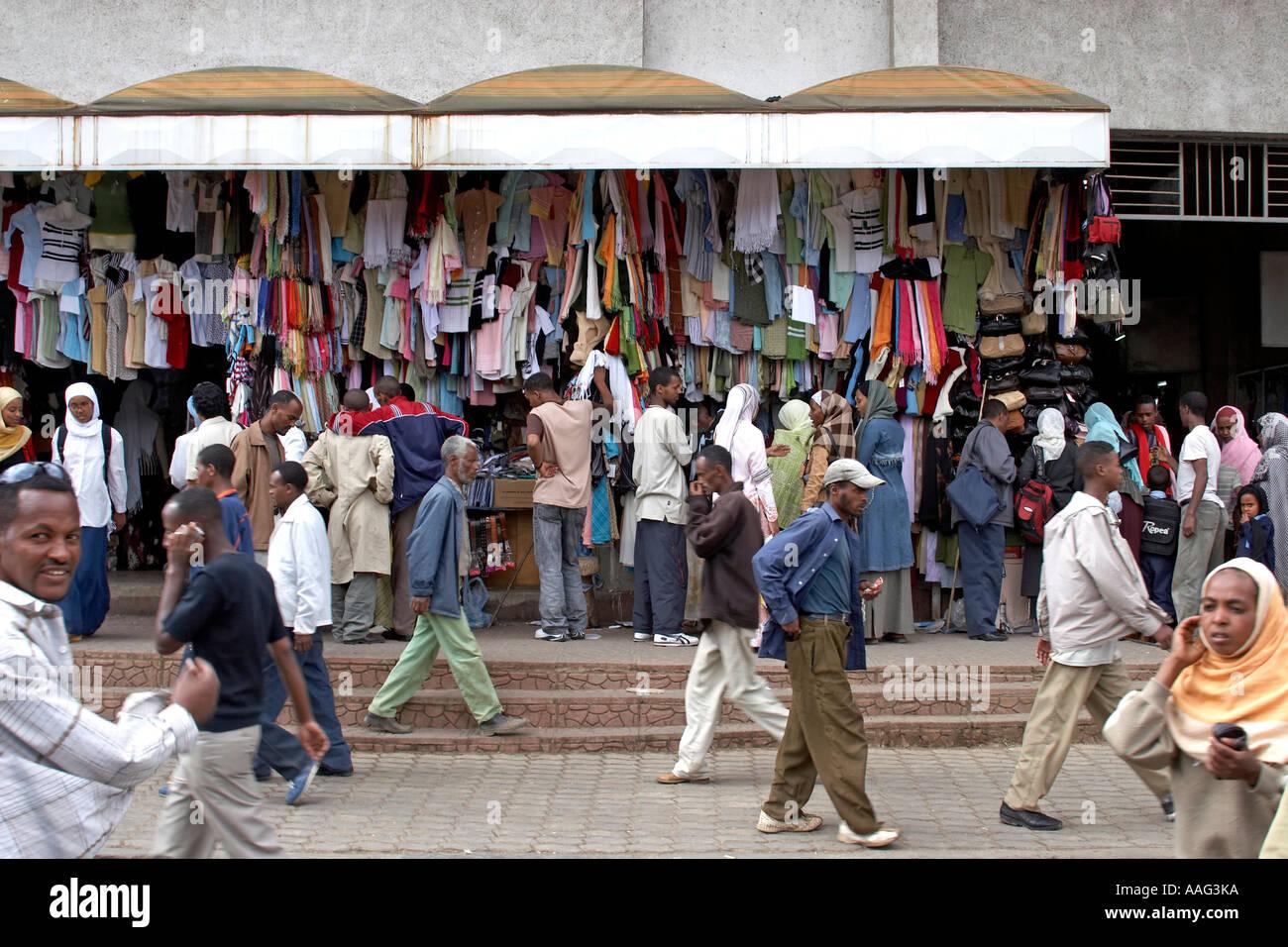Fashion in Addis Ketema